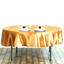 plastic tablecloths gold table covers round with elastic fitted outdoor tablecloth watch more like vinyl elasticized