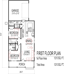 Small Bedroom Floor Plan Tiny House Floor Plans And Amazing Single Floor House Plans 2