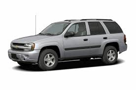 2006 Chevrolet TrailBlazer LT 4x4 Specs and Prices