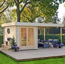 tiny backyard home office. Home Office Where You Can Also Relax On Your Own Deck - Heaven! (image Tiny Backyard
