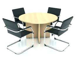 small round office table and chairs in plan desk chair small round office table