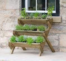 patio plants zest 4 leisure 3 tier