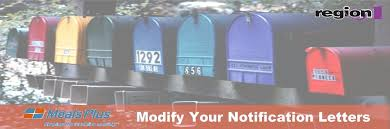 Student Eligibility Modify Your Notification Letters