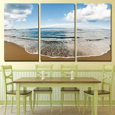 HD Prints Pictures <b>Home Decor Modular Canvas</b> Wall Art No ...