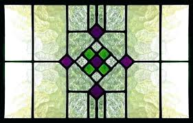 stained glass panels for windows large stained glass panels traditional family crest large stained glass