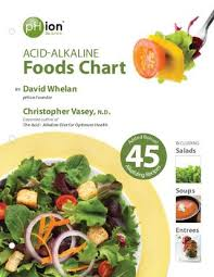 Alkaline Food Chart Acid Alkaline Food Chart By Chocological Publishing Issuu
