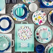 salad plates for sale  cool blend  zakstyle  zak designs