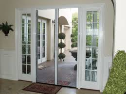 french doors with screens. casper double retractable screen doors work great on patio french with screens