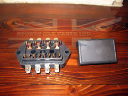 mg fuse box diagrams get image about wiring diagram description image is loading new fuse box for 1970 1980 mgb and