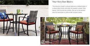 Shop the Lunburg Patio Collection on Lowes