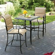 counter height patio table bar height bistro set outdoor patio bar sets counter height outdoor table