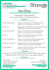 Best Professional Resume Font Types Contemporary Entry Level