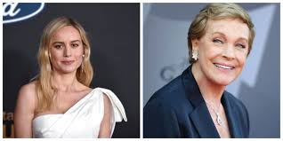 Today's famous birthday list for October 1, 2020 features celebrities Brie  Larson and Julie Andrews