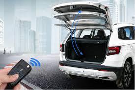 Электропривод багажной двери с дистанционным управлением ...