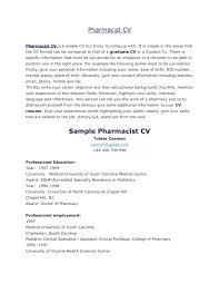 Resume For Pediatrician Clinical Specialist Sample Resume Podarki Co