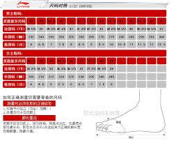 Yonex Size Chart Shirt Shoe Size Yonex Vs Victor Vs Li Ning Badmintoncentral