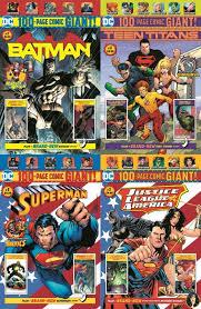 Dan Didio Wants 8 Monthly Walmart Dc Comics