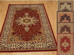 beautiful medallion persian style area rug 5x7 and 8x10 5x7 area rugs bed bath and