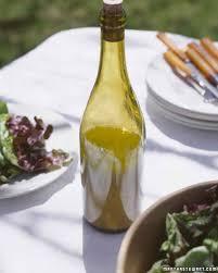 Drink Up! 12 Clever Ways to Reuse Empty Wine Bottles | Empty wine ...
