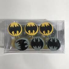 batman shower curtain hooks dc comics 12 hooks