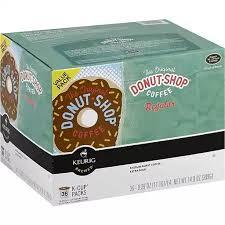 Of the original donut shop regular coffee each. Donut Shop Keurig Hot Coffee Medium Roast The Original Donut Shop Regular K Cup Pods Single Serve K Cups Pods Greenleaf Market