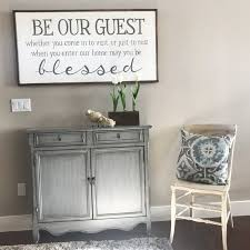be our guest sign farmhouse decor wall