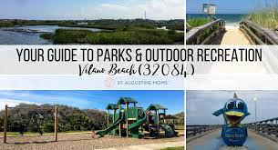 Your Guide To Parks And Outdoor Recreation In Vilano Beach