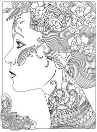 Recolor Coloring Pages Best Of Awesome Women Coloring Pages