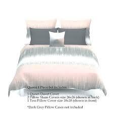 grey white duvet cover grey and white duvet cover splendid design pink and gray duvet cover