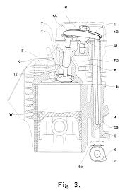 patent epa valve structure of an overhead valve engine patent drawing