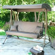 swing canopy cover replacement furniture patio swing canopy replacement person with modern hanging chair black mesh
