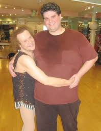 richard simmons before he lost weight. before: david garcia was struck by richard simmons\u0027s compassion when the two met behind simmons before he lost weight