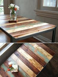 diy table tops table top ideas wooden table top diy round concrete table top