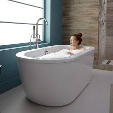 Bathtubs - Cadet Freestanding Tub - Arctic