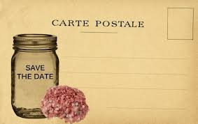 Vintage Save The Date Card Free Stock Photo Public Domain Pictures