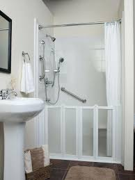curved shower curtain rod s smart double tension brushed nickel adjule