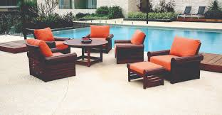 Choosing the Best Wood Patio Furniture
