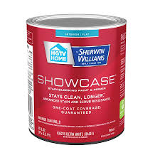 Hgtv Home By Sherwin Williams Showcase Flat Tint Base Acrylic Paint