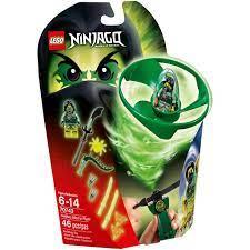 LEGO 70743 Ninjago - Lốc Xoáy Trên Không của Morro