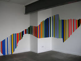 Wall Designs With Tape Painters Tape Design Chesty Changes Modern Photo  Details - From these ideas