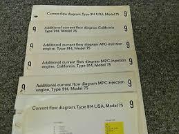 1972 Porsche 914 Wiring Diagram Porsche 914 Wiring Harness Replacement