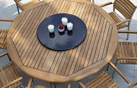 modern patio and furniture medium size round wooden garden table and chairs wood patio regarding really