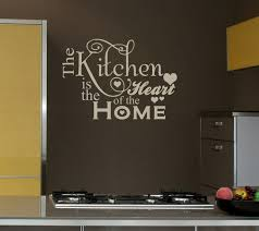 wall art quotes for kitchen