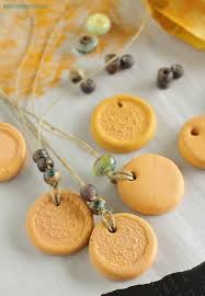 clay has absorbent properties which means it holds the scent of essential oils for a long time wearing a clay pendant will ensure that you get to enjoy