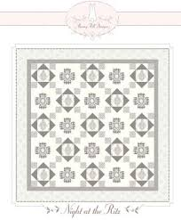 Night At The Ritz - by Bunny Hill Designs - Quilt ... &