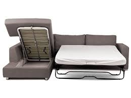 Brisbane Armless Sofabed With Innerspring Mattress  Sofa Bed Sofa Bed Innerspring Mattress