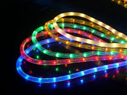 Led Rope Lights Walmart Stunning Colored Rope Lights Walmart Installing LED Rope Light Icanxplore