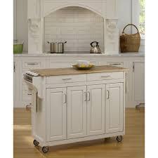 Furniture Kitchen Island August Grove Regiene Kitchen Island With Natural Wood Reviews