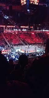 State Farm Arena Section 213 Row E Seat 18 Monday Night