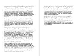 narrative essay example mla format mla format narrative essay example mla format sample paper mla mla format example paper